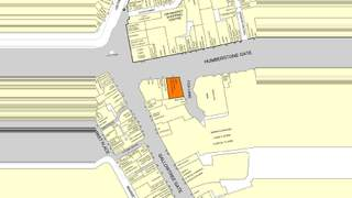 Goad Map for 7-11 Humberstone Gate - 1