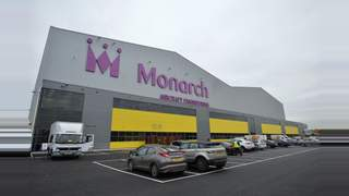 Primary Photo of Monarch Aircraft Engineering Limited