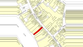 Goad Map for 33 Coney St - 1