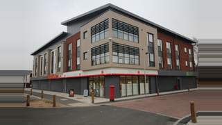 Primary Photo of Dines Green Retail Development, Worcester