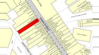 Goad Map for 10 Queen St - 2