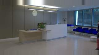 Lobby for Queen Elizabeth House - 1