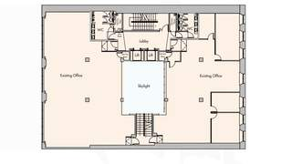 Floor Plan for Libertas House - 1