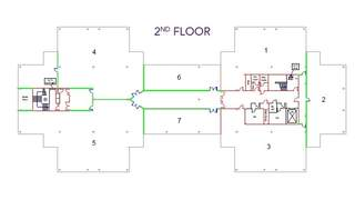 Floor Plan for 249 Midsummer Blvd - 1