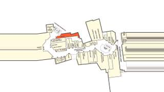 Goad Map for The Ridings Centre - 1