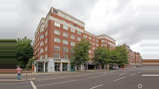 Primary Photo of 208-222 Kensington High St, London