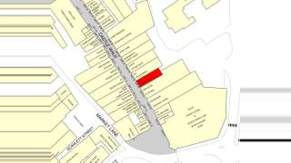 Goad Map for Castle Walk Shopping Parade - 3