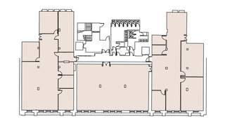 Floor Plan for Savoy House - 1