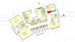 Goad Map for Park Farm Shopping Centre - 2