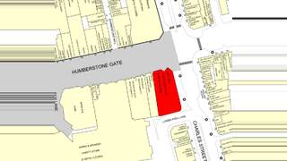 Goad Map for Haymarket Towers - 2