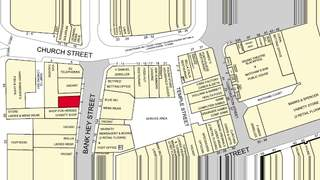 Goad Map for Bank Hey St - 1