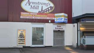 Primary Photo of Armstrong Mill Retail Park