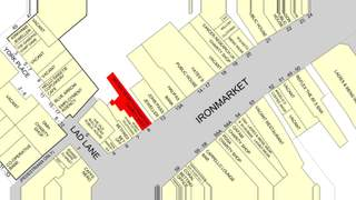Goad Map for 8 Ironmarket - 1
