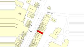 Goad Map for 287 High Road Leytonstone - 2