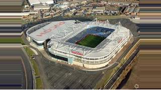 Primary Photo of Ricoh Arena