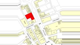 Goad Map for 20-32 Castle St - 2