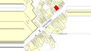 Goad Map for 18-19 Castle St - 5