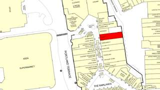 Goad Map for The Marlands Shopping Centre - 1