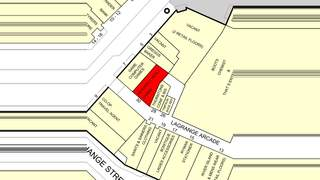 Goad Map for 2-8 Church St - 2
