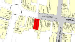 Goad Map for Bradshawgate Chambers - 2