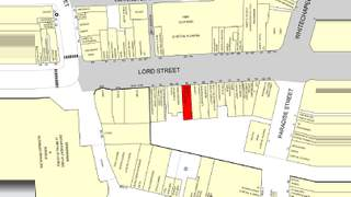 Goad Map for 62 Lord St - 1