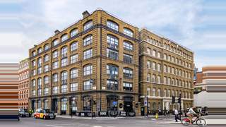 Primary Photo of 113-117 Farringdon Rd