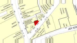 Goad Map for Green Lanes Shopping Centre - 3