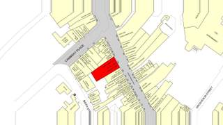 Goad Map for 104 High St - 2