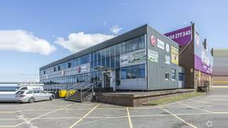 Primary Photo of Wirral International Business Park, Wirral