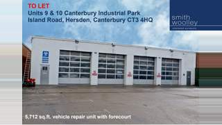 Primary Photo of Canterbury Industrial Park