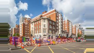 Primary Photo of 85-119 Edgware Rd, London