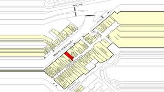 Goad Map for Northfield Shopping Centre - 3