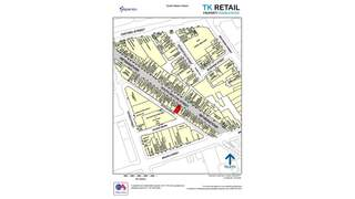 Goad Map for 11 South Molton St - 2