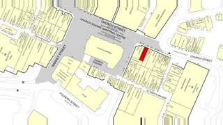 Goad Map for St Marys Arcade - 1