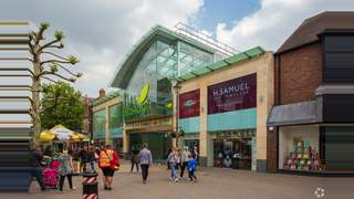 Primary Photo of Elmsleigh Shopping Centre