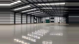 Interior Photo for New Industrial Unit - 1
