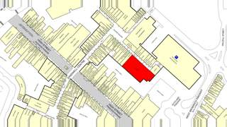 Goad Map for Queens Square Shopping Centre - 2