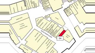 Goad Map for White River Place Shopping Centre - 2