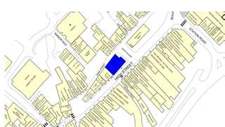 Goad Map for 23-25 High St - 2