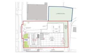 Site Plan for Wrexham Industrial Estate - 2