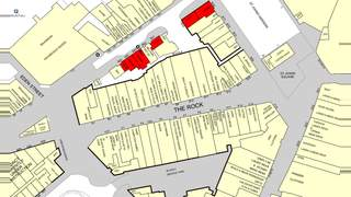 Goad Map for The Rock Shopping Centre - 2