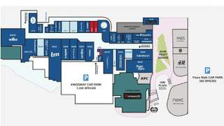 Goad Map for Kingsway Centre - 2