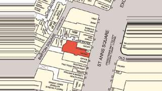 Goad Map for 14-20 St Anns Sq - 2