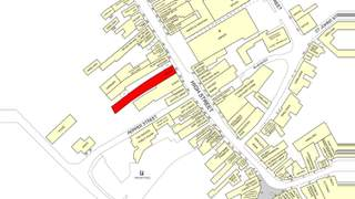 Goad Map for 40 High St - 3