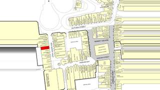 Goad Map for St Tydfil Square Shopping Centre - 2