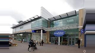 Primary Photo of Kingfisher Shopping Centre, Redditch