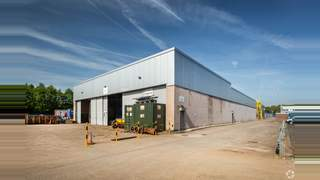 Primary Photo of Industrial Units at