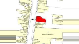 Goad Map for 110 High St - 2