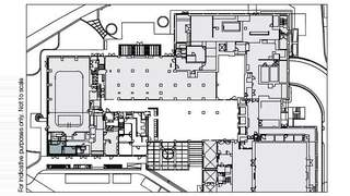 Floor Plan for Marriott - 1