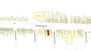 Goad Map for 257 Uppingham Rd - 1